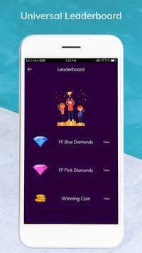 Lucky Spin to FF Diamond - Win Free Diamond captura de pantalla 6