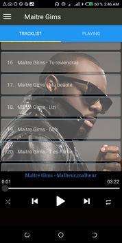 Best of Maitre Gims 2020 screenshot 1