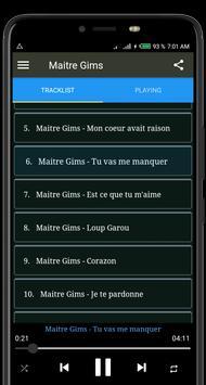 Best of Maitre Gims 2020 screenshot 5