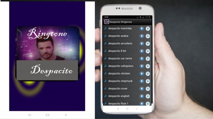 Best ringtones of despacito for Android - APK Download