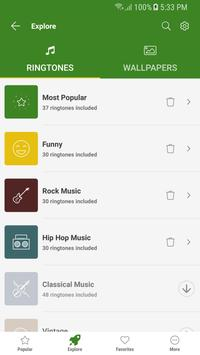 Free Ringtones for Android™ screenshot 13