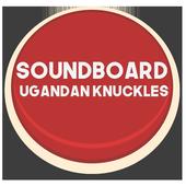 Soundboard ugandan knuckles icon