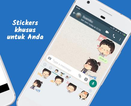 Sticker Meme Lucu Indonesia - WAStickerApps screenshot 3