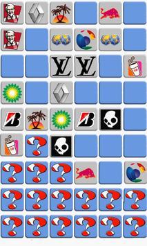 Permainan minda: memori syot layar 3