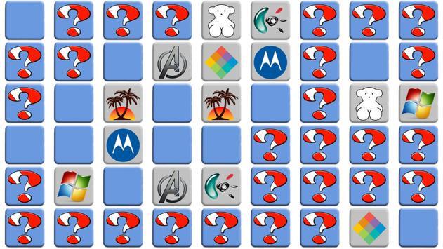 Permainan minda: memori syot layar 1