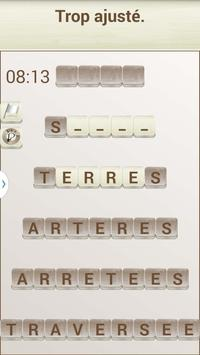 Jeux de Mots en Français capture d'écran 12