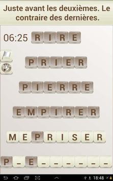 Jeux de Mots en Français capture d'écran 5