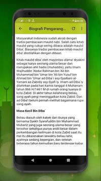 Maulid Diba Lengkap screenshot 4