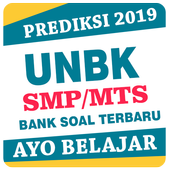 SOAL TES UNBK SMP MTS 2020 - UNBK SMP 2020 TERBARU icon