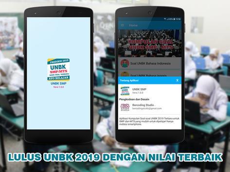 Soal UNBK SMP MTS 2019 (Ujian Nasional) screenshot 6