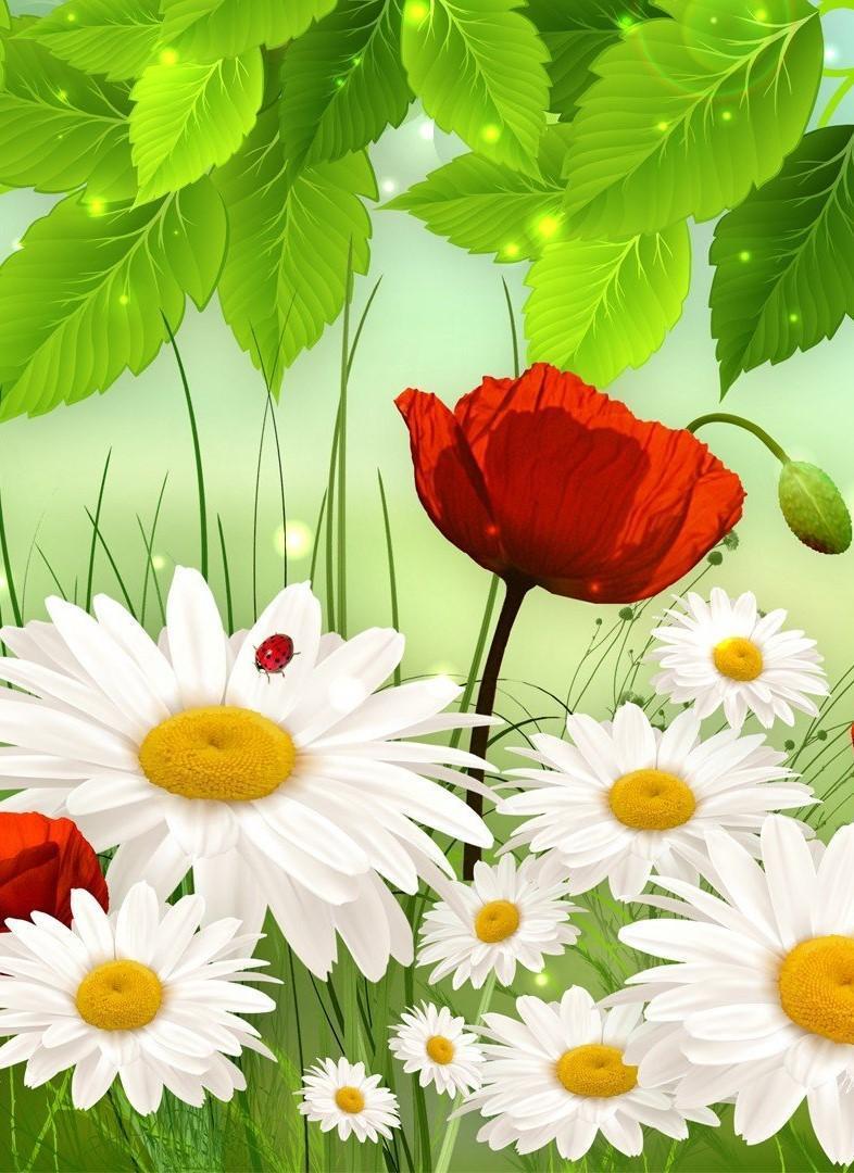 Android 用の 春の花の壁紙 Apk をダウンロード
