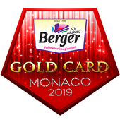Berger Gold Card icon