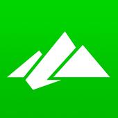 bergfex rutas & GPS senderismo ciclismo carrera icono