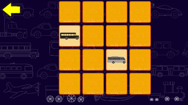 Vehicles for Kids screenshot 7