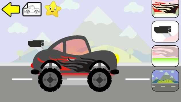 Vehicles for Kids screenshot 1