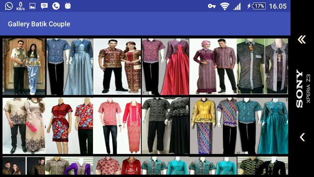 design batik couple screenshot 10