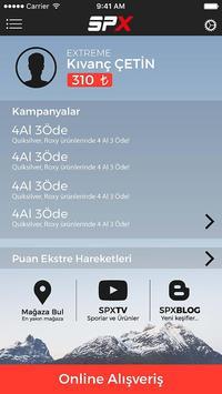 SPX screenshot 1
