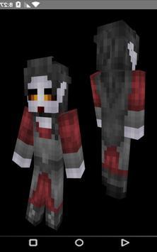 Vampire Skins For Minecraft poster