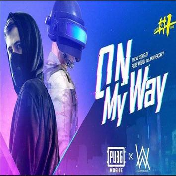 Alan walker | On My Way poster