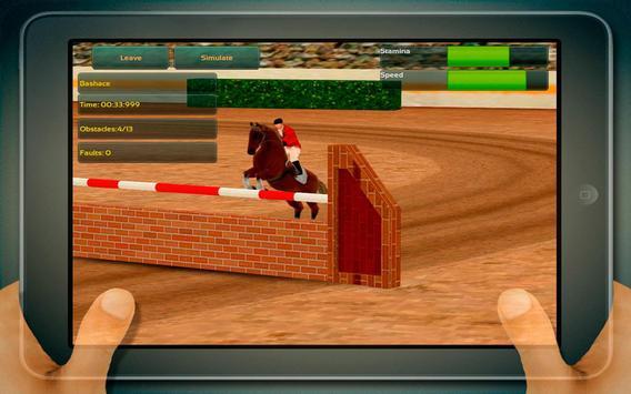 Jumping Horses Champions screenshot 1