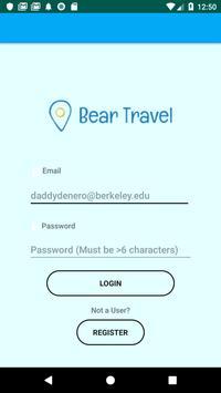 Bear Travel poster