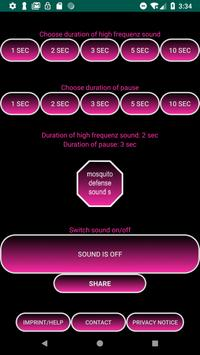 mosquito defense sound s screenshot 1