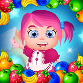 My Home Fruit : Match 3 Free Game icon