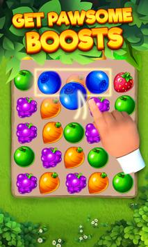 My Home Fruit : Match 3 Free Game poster