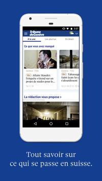 Tribune de Genève screenshot 3