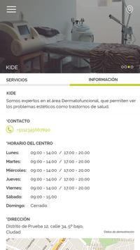 KIDE Kinesiología poster