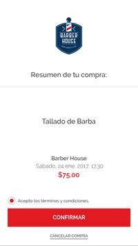 Barber House poster
