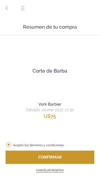 Vork Barbier screenshot 3
