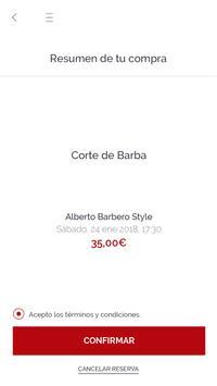 Barbería Alberto Barbero screenshot 3