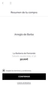 La Barbería de Fernando स्क्रीनशॉट 1