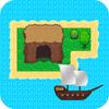 Survival RPG - Lost treasure adventure retro 2d ikona