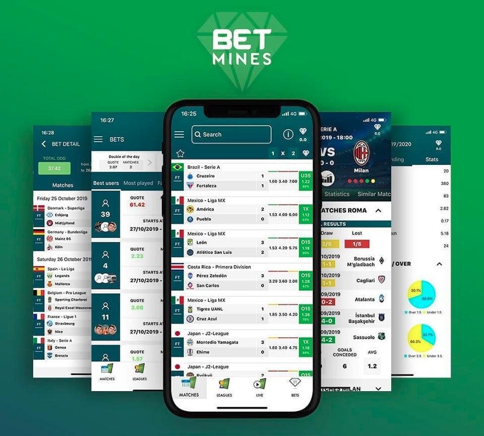 Betmines football prediction
