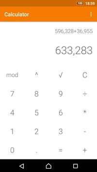 Beta Calculator screenshot 1