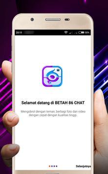Betah 86 Chat screenshot 3