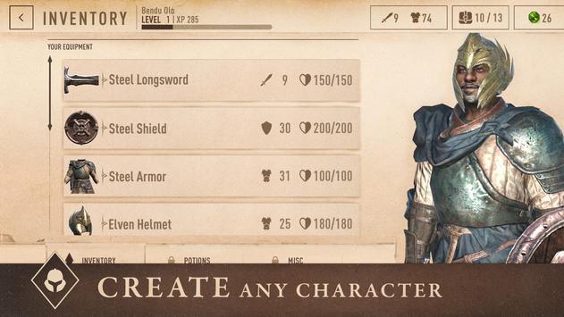 The Elder Scrolls: Blades (Unreleased) screenshot 3