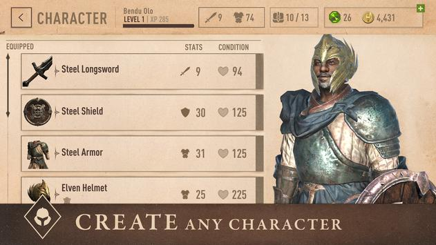 The Elder Scrolls: Blades imagem de tela 3