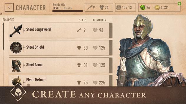 The Elder Scrolls: Blades Ekran Görüntüsü 3