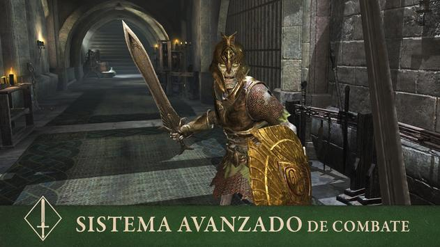 The Elder Scrolls: Blades captura de pantalla 4
