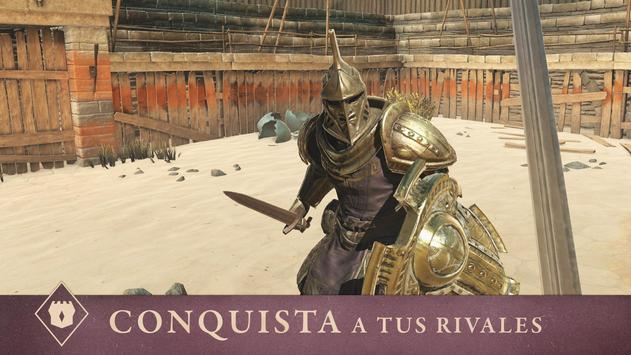 The Elder Scrolls: Blades captura de pantalla 2