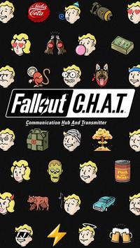 Fallout C.H.A.T. Plakat