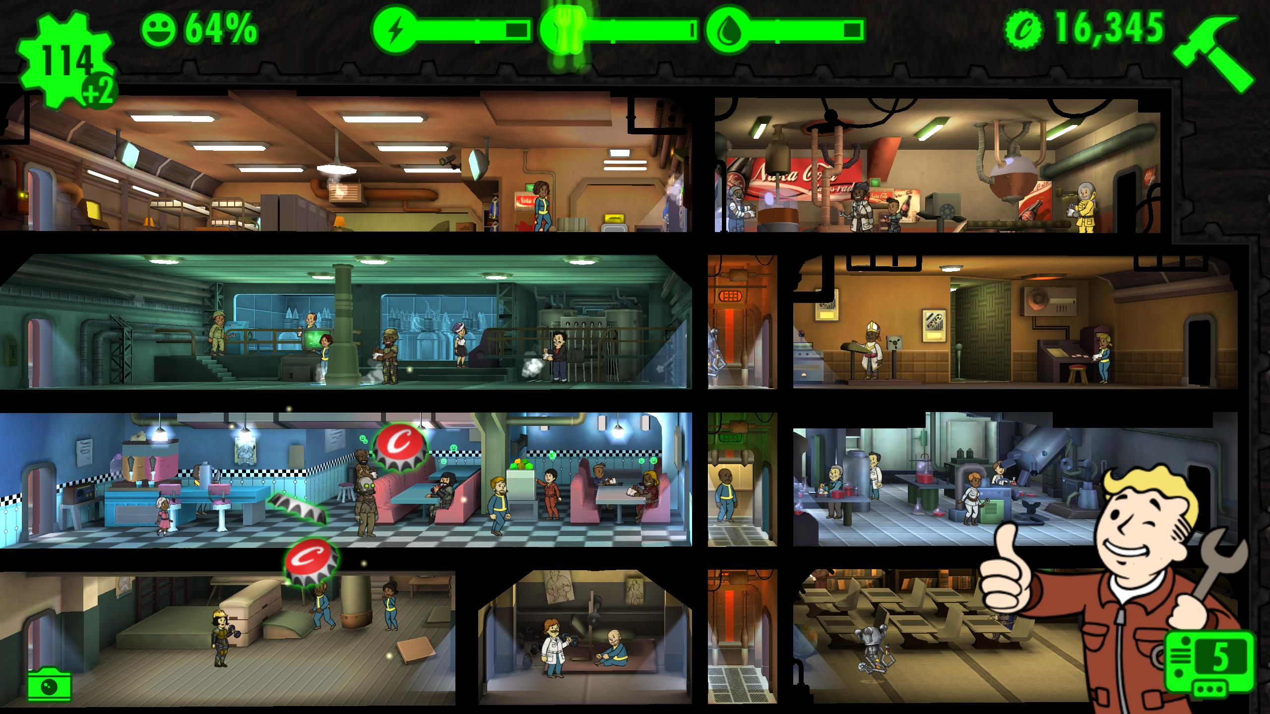 Fallout Vault 14 Roblox Fallout Shelter For Android Apk Download