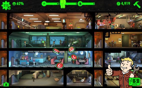 Fallout Shelter Screenshot 21