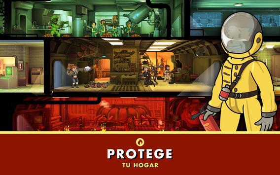 Fallout Shelter captura de pantalla 18