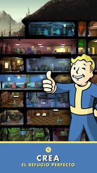 Fallout Shelter captura de pantalla 1