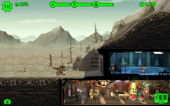 Fallout Shelter captura de pantalla 23