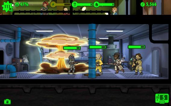 Fallout Shelter captura de pantalla 22